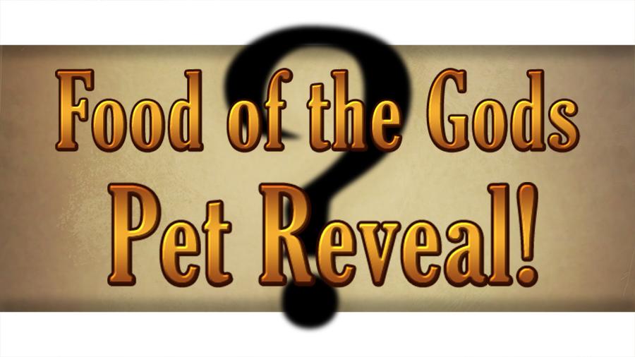 Pet Reveal